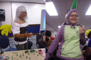 Florida Supercon '12: Daring and Spike.mov by NaturesRose