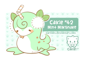 [CLOSED] Cakie #42 by Sarilain