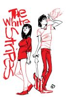White Stripes by riq