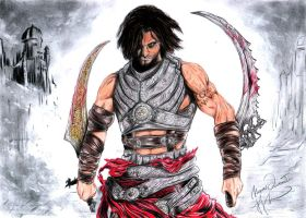 Prince of Persia Warrior Within by Bring-the-Pain40