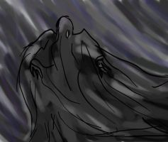 Dementor by doll-fin-chick
