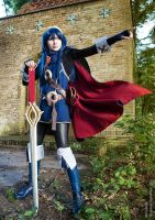 Fire Emblem Awakening - You will not stop me by Rei-Suzuki