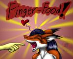 Finger food by Snowfyre
