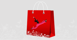 PSD Shopping Bags by annanta