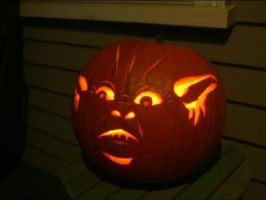Yoda-O-Lantern by ShrunkenJedi