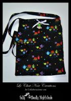 Mad Hatter Bag by LeChatNoirCreations