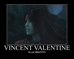 Vincent Valentine by MsDraculina
