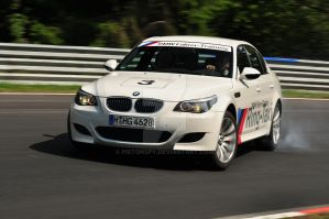 M5 Ring Taxi Nurburgring by Pistonspy