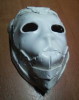 Mask 11 uncolored by Beketov