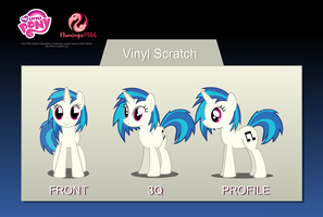 DR Vinyl Scratch Puppet Rigs v1.0 by DILeak