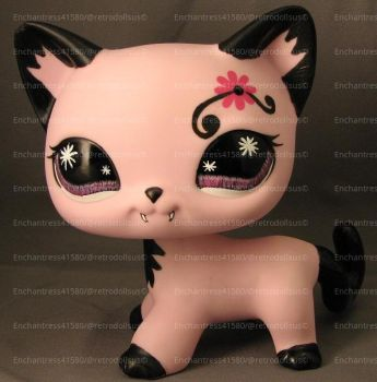 LPS Draculara Kitty 2 by enchantress41580