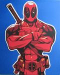 Deadpool by Papergizmo
