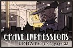 Grave Impressions - Chapter 3, Page 33 by NymAulth
