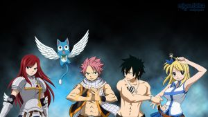 fairy tail by nitz1401