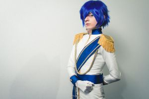 Kaito Cendrillon - Vocaloid by Feeracie
