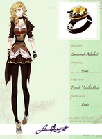 Tea Essence App: Savannah by VonnaBeee