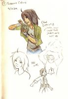 THG- Clove Sketches by oofuchibioo