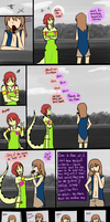 sheit's unexpected adventure page 5 by kidann