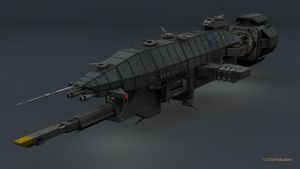 B5 Warlock Destroyer WIP 26 by 2753Productions