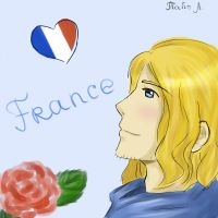 APH: France by Tayo-kun