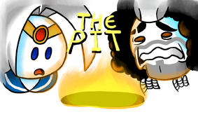 The Pit by wazzaldorp