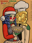 Merry Christmas, Pixi! by bakerman70