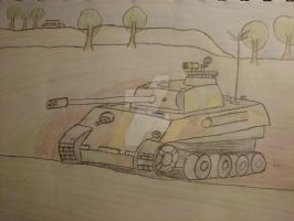Draw me like one of your German panzers by COLT731