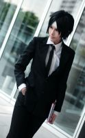 Chrollo Lucilfer cosplay by Teicosplayer