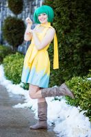 Ranka Lee Cosplay: Nyan Nyan by HatterSisters
