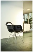 Eames Plastic Armchair by c4lito3d