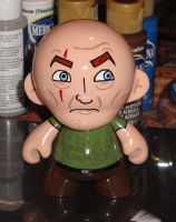 LOST John Locke MUNNY by mightyquarfoth