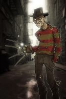 Hiii Freddy by paulorocker