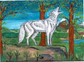 l'appel du loup by angeloup