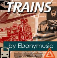 Trains by Ebonymusic