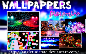 | Wallpapers Diciembre | by AngieTinista10