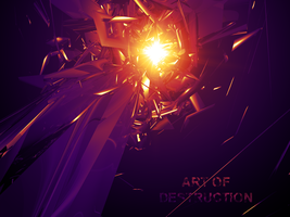Art of Destruction by Kewl-Munky