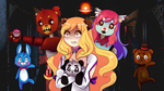 Utau: It's been so Long FNAF by the-electric-mage