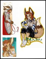 Bundle Trade - Nanu by Inkfall