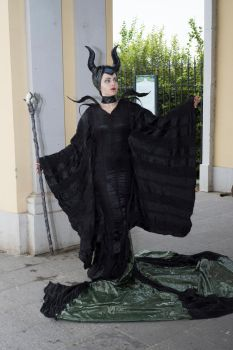 Maleficent9 by Valerie-Mrosek-Stock