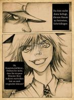 Hellsing: SchroxCaptain 003 DE by Trimple