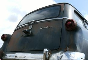 1953 Ford Ranchwagon by finhead4ever