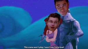 I won't say I'm in love - Klaine by Segda