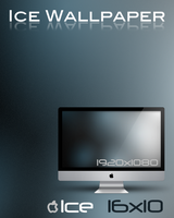 Ice Background by nadez7