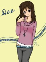 Request: Cute Dae by SunsetSovereign