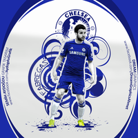 FABREGAS VECTOR WORK by dreamgraphicss