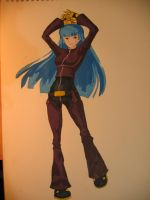 Kula diamond by daftchocolate