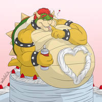 Happy Bowser Day! by ziude