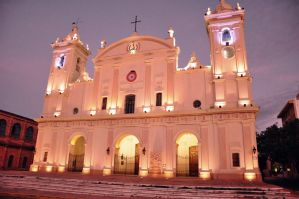Church asuncion centro by StarsColdNight