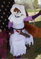 Marian at the Faire by mystaya171