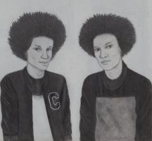 Les Twins by planned-chaos